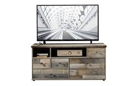 TV-Unterteil Bonanza in Driftwood Nachbildung