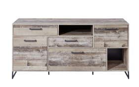 Sideboard Roof in Used Style Mix-Optik