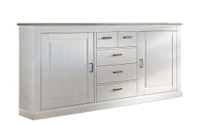 Sideboard Lima in Pinie-Optik hell