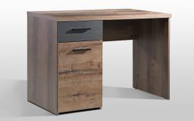 Schreibtisch Jacky in Schlammeiche-Optik