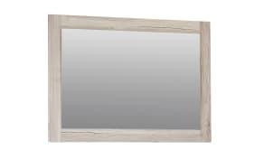 Spiegel Portland in Sandeiche-Optik