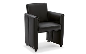 Sessel MR 2050 in midnight/schwarz