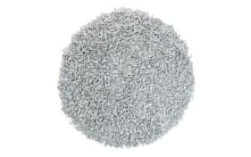 Teppich Bonnie in hellgrau, 150 x 150 cm