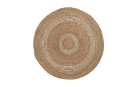 Teppich Samy in hellgrau, 150 cm