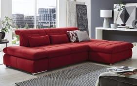 wohnlandschaft bari in grau online bei hardeck kaufen. Black Bedroom Furniture Sets. Home Design Ideas