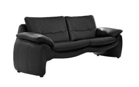 3-Sitzer 525 in schwarz