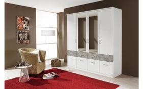 dreht renschrank bremen extra in eiche sonoma optik alpinwei online bei hardeck kaufen. Black Bedroom Furniture Sets. Home Design Ideas