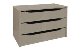 Schubkasteneinsatz für 90er Elemente, Breite ca. 88 cm