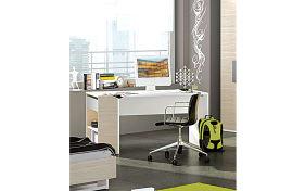Schreibtisch HiLight 323 in Driftwood/weiß