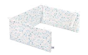 Nestchen Comfort Soft in weiß mit Muster Blümchen