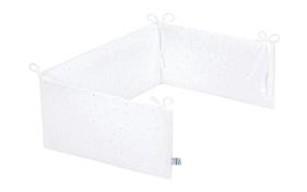 Nestchen Comfort Soft in weiß mit Muster Colour Dots