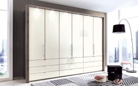 schlafzimmer loft in tr ffeleiche optik magnolie online bei hardeck kaufen. Black Bedroom Furniture Sets. Home Design Ideas