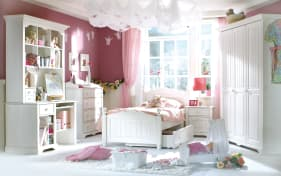babyzimmer cinderella premium in kiefer wei lackiert online bei hardeck kaufen. Black Bedroom Furniture Sets. Home Design Ideas