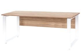 Schreibtischplatte Contact in Sonoma-Eiche-Optik