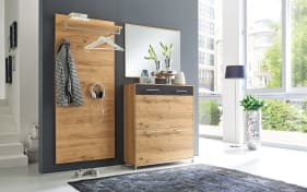 dielenkombination vedo aus balkeneiche online bei hardeck kaufen. Black Bedroom Furniture Sets. Home Design Ideas