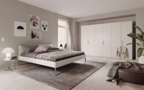Schlafzimmer Neo in reinweiß
