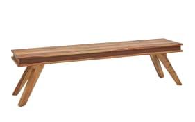 Sitzbank Khan 6331 aus Sheesham Shina Holz