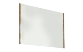 Spiegel Una in Bardolini-Eiche-Optik, 118 x 79 cm