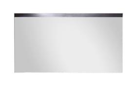 Spiegel in Kastanie-Graphit-Dekor, 121 x 60 cm