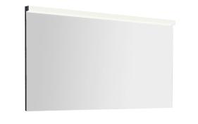 Flächenspiegel Unique in Stahl dunkel-Optik