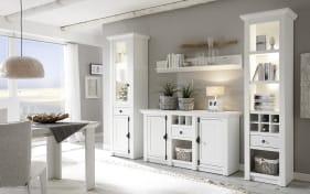 regalelement westerland pinie wei optik online bei hardeck kaufen. Black Bedroom Furniture Sets. Home Design Ideas
