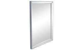 Spiegel Nadine in Silber-Optik, 60 x 80 cm