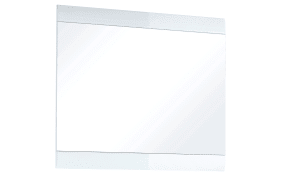 Spiegel GW-Neapel in weiß, 87 x 76 cm
