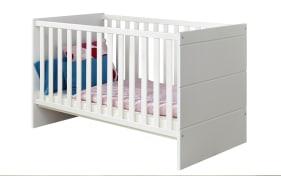 Kinderbett Luca in weiß