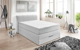 Boxspringbett BX1440 in grau