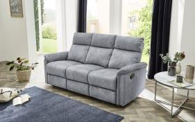 Sofa Amrum 3 in Vintage hellgrau