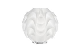 Tischleuchte Maya in weiß, 70 cm