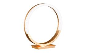 LED-Tischleuchte Soul in goldfarbig, 31 cm