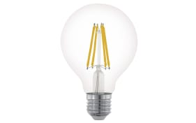 LED-Filament Globe Northern Lights, 6W / E27 / 806 LM