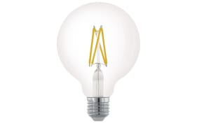 LED-Filament Globe, 6W / E27, dimmbar