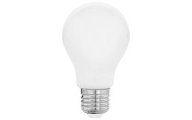 LED-Leuchtmittel A60 Milky, 8W / E27