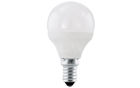 LED-Leuchtmittel Tropfen, 4W / E14