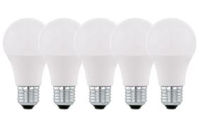 LED-Leuchtmittel AGL 12852 9W / E27, 5er-Pack