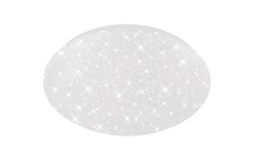 LED-Deckenleuchte Starlight in weiß, 29 cm