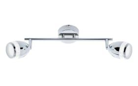 LED-Deckenleuchte 2995-028 in chromfarbig