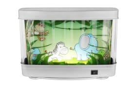 LED-Tischleuchte Abai mit Motiv: Dschungel Tiere