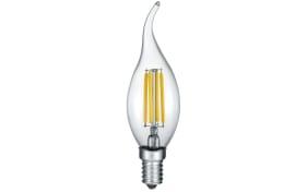 LED Windstosskerze E14
