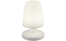 LED-Außenleuchte Dora in weiß