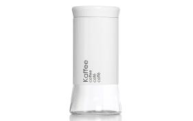 Kaffeedose Cantina in weiß, 1,3 Liter