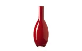 Tischvase Beauty in rot, 18 cm