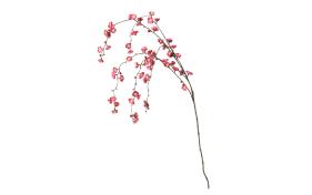 Kunstpflanze Bobby in rosa, 13,2 cm
