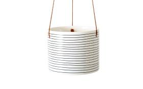 Pflanztopf Sannie in Keramik Farbmix