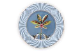 Plate La Majorelle in blau, 17 cm