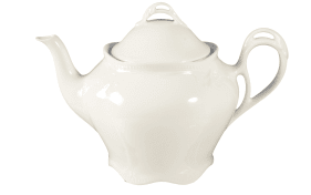 Teekanne Rubin Cream in creme, 0,95 l