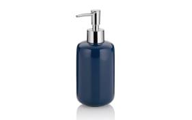 Seifenspender Isabella in indigoblau, 400 ml