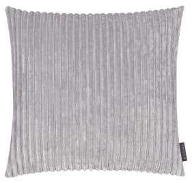 Kissenhülle Tessa in grau, 60 x 60 cm